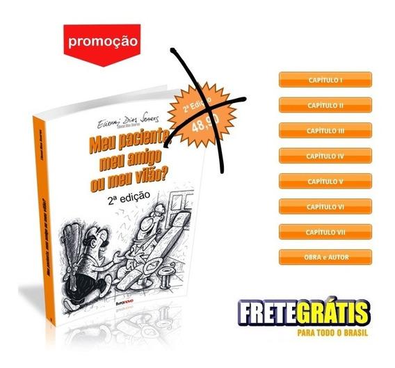 20 Livros Brinde - Dentistas Odontologia Frete Grátis Cód639