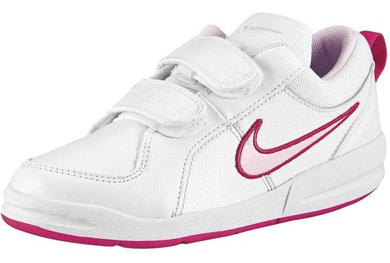 054-181 Tenis Para Niña Mod. 454478-103 Marca Nike Original