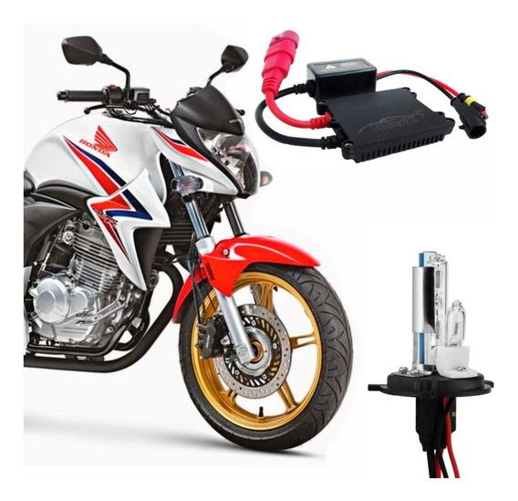 Kit Xenon Moto Cb300 2009 2010 2011 2012 2013 2014 2015 2016