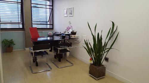 Sala Para Aluguel, Centro - Santo André/sp - 3273