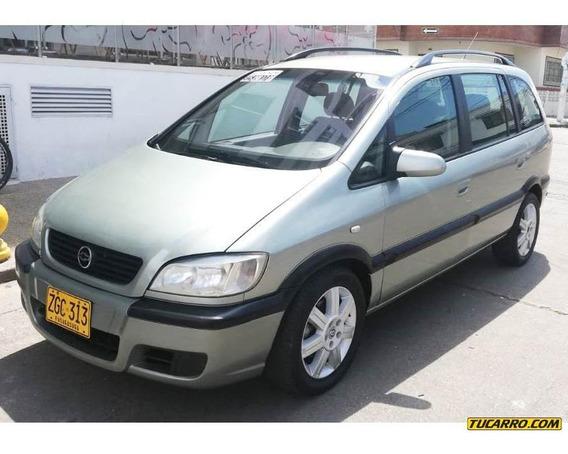 Chevrolet Zafira 2.0 Mt Aa