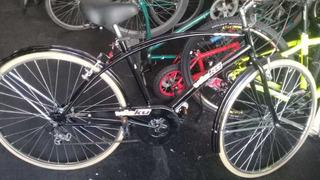 Bicicleta Urbana R28. Cuadro Stromberg.