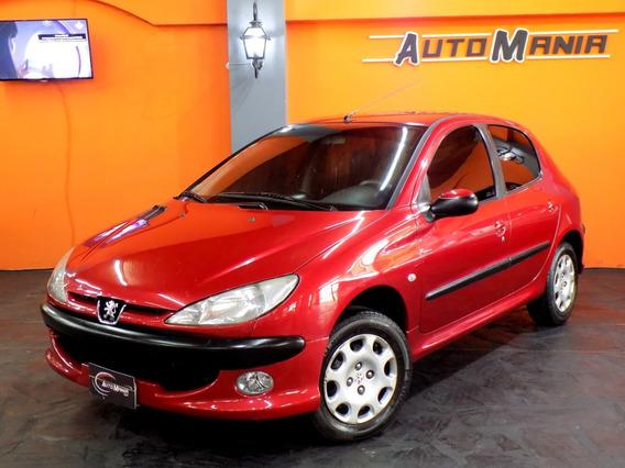 Peugeot 206 Premium 1.6 16v 2007 - Único En Su Estado