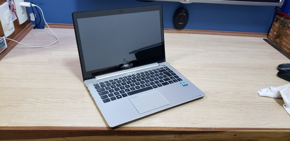 Notebook Asus I3 Tela Touch
