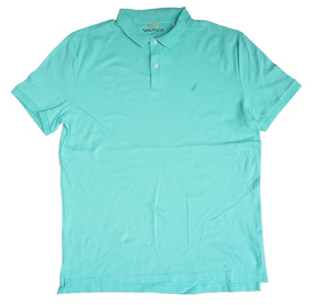 Polo Nautica 3xl Slim Fit Original Xxxl