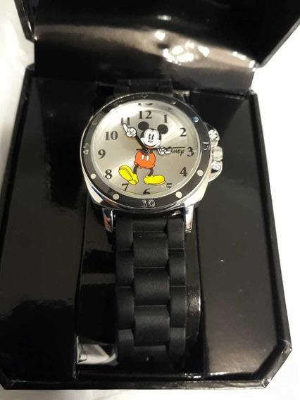 Reloj Mickey Mouse Original Disney Importado Amor Pupito