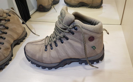 Bota Adventure Cano Alto Macboot