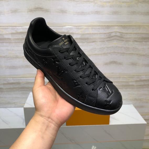 Tênis Louis Vuitton Luxembourg Sneaker 37