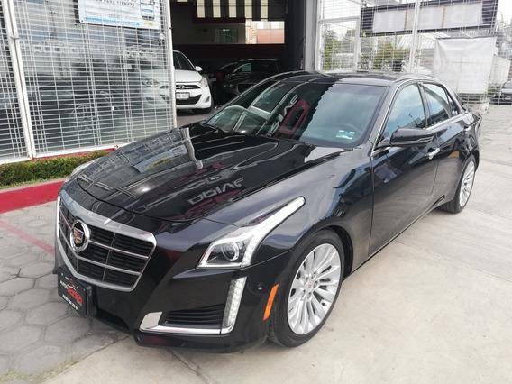 Cadillac Cts Premium 2014 At