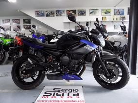 Yamaha Xj6n Negra 2013