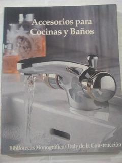 Accesorios Para Cocinas Y Baños Fernandez Garcia David Libro