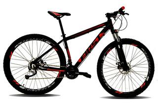 Bicicleta First Smitt Acera 27v M3000 Hidraulico Shimano