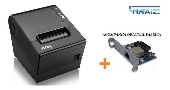 Impressora Termica Nao Fiscal I9 Usb/ethernet Elgin Gar.3a