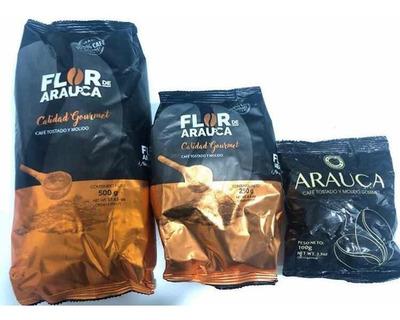 Disponible Café Flor De Arauca En Variedad De Presentaciones