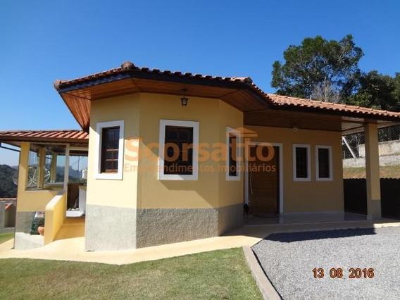Casa Residencial À Venda, São Lourenço Da Serra, São Lourenço Da Serra. - Ca0947