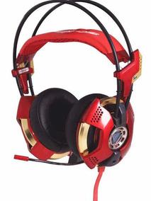 E-blue Marvel Iron Man 3 Edition Gaming Headset