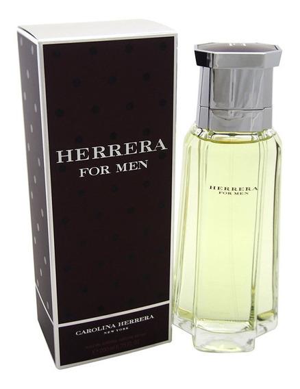 Herrera For Men 200ml Edt Spray De Carolina Herrera