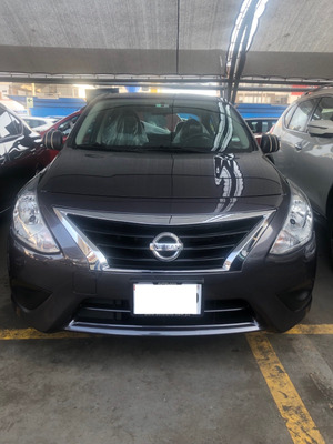 Alquiler Auto Nissan Versa 2019 Glp Aplicativo (uber, Etc)