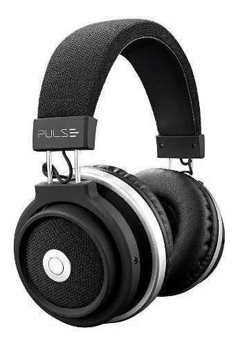 Pulse Fone De Ouvido Bluetooth Large Preto