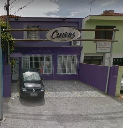 Sobrado Comercial Para Venda E Locação, Tatuapé, São Paulo. - So6371