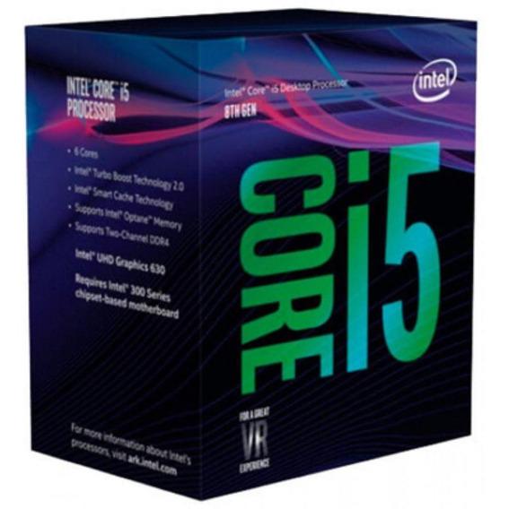 Processador Intel I5-8400 2.8ghz 6mb Lga1151 8ª Geração