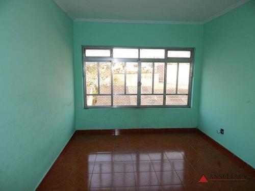 Apartamento Com 3 Dormitórios À Venda, 78 M² Por R$ 265.000,00 - Centro - São Bernardo Do Campo/sp - Ap1791