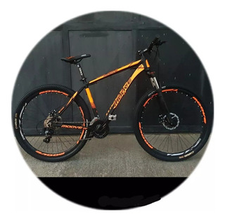 Bicicleta Mtb Zero Moove 29 Disco 21 Vel Shimano Todoterreno