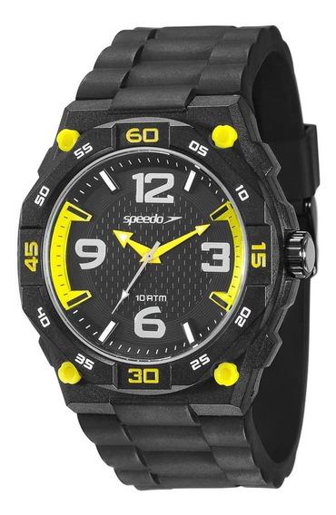 Relógio Speedo Análogo Pul.silicone 69006g0ebnp1 Pa