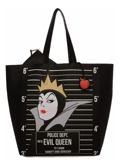Bolsa Disney Evil Queen 100% Original E Importada