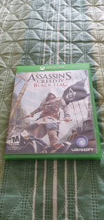 Assassins Creed Iv Black Flag Juego Xbox One
