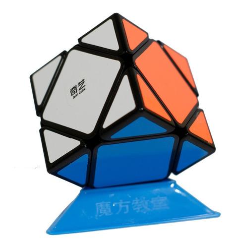 Cubo Magico De Rubik Skewb Qiyi Profesional