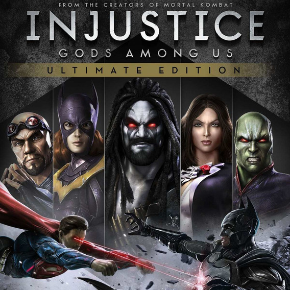 Injustice - Gods Among Us Ultimate Edition - Ps3 (digital)