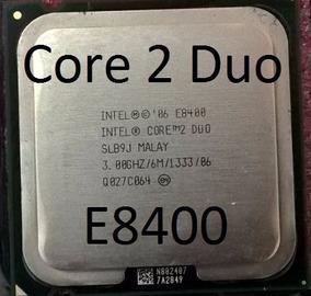 Processador Intel Core 2 Duo E8400 3.0ghz Fsb 1333m 6m Cache