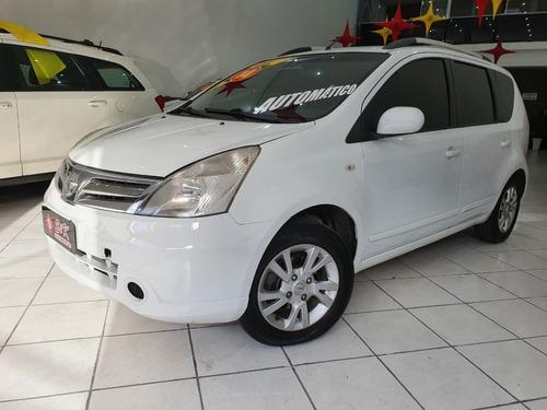 Nissan Livina S 1.8 Aut.