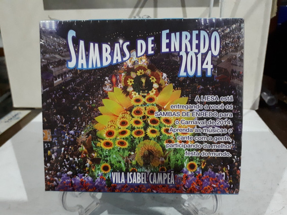 A GRATUITO DOWNLOAD CD SAMBA SERIE 2014 ENREDO