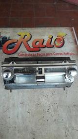 Radio Antigo Do Ford 46 Valvulado