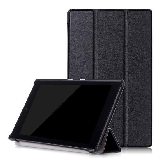 Capa Amazon Tablet Fire Hd8 - Case Hd 8 + Película + Caneta