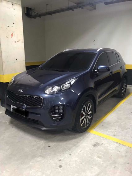 Kia Sportage 2.0 Lx 4x2 Flex Aut. 5p 2017