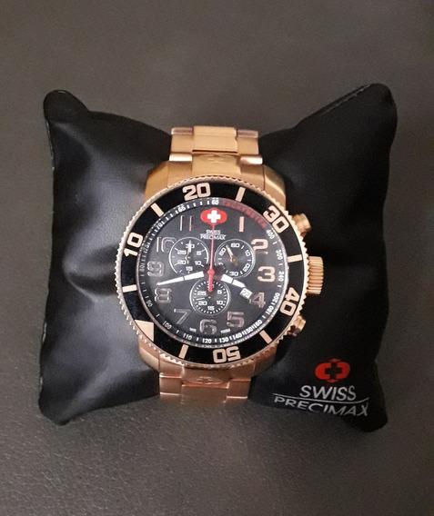 Reloj Suizo Original Swiss Precimax