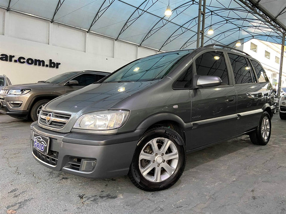 Chevrolet Zafira 2.0 Mpfi Comfort 8v Flex 4p Manual