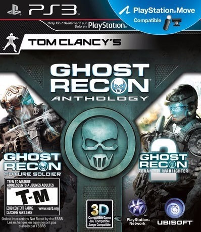 Tom Clancy's Ghost Recon Anthology - Playstation 3