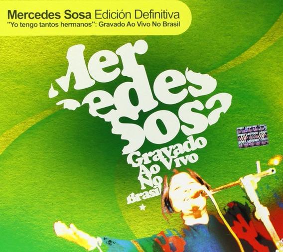 Mercedes Sosa Gravado Ao Vivo No Brasil - Los Chiquibum