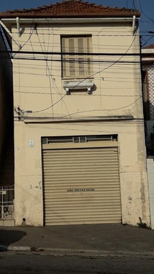 Casa E Terreno Com 2 Imoveis No Local Prox. Metros Penha E Vl. Matilde - Ca3364
