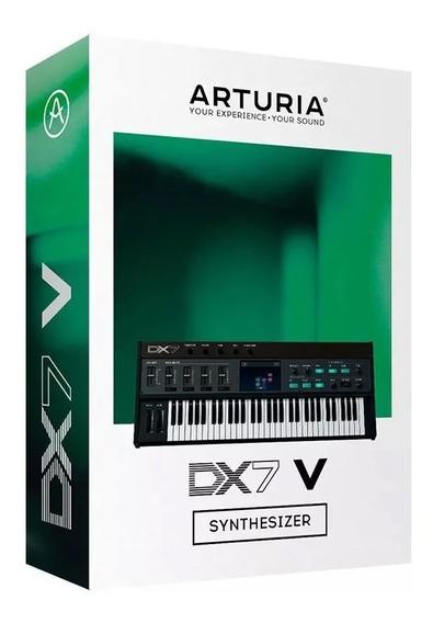 Software Arturia Dx7 V Licencia Oficial Original Cuotas