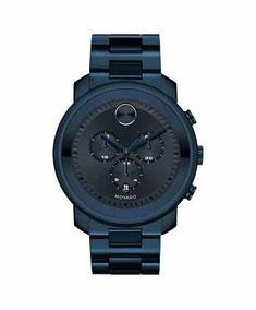 Relógio Movado Bold Aço Azul