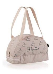 Bolsa De Balé Capezio Mel B22 Infantil Rosa - Pronta Entrega