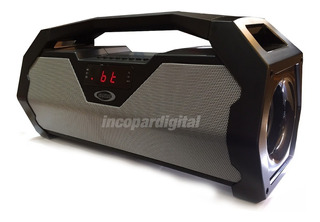 Parlante Multimedia Portátil Bluetooth-usb-sd-fm-aux Bt303