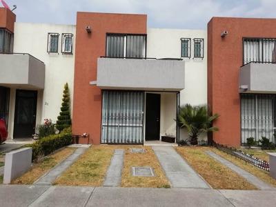 Casa En Renta, Fraccionamiento, Por Aereopuerto, Toluca