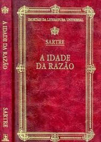 Livro - Literatura Estrangeira - Idade Da Razão