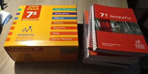 Livros Didáticos Do 7º Ano Colégio Marista